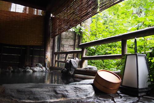 栃尾又温泉 自在館