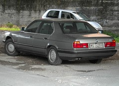 BMW 735i E32