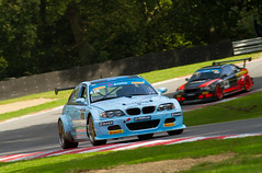 Dutch Supercar Challenge JR Motorsport BMW E46 M3 GTR (Michael Verhagen / Fred Cavanagh)