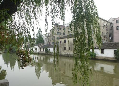 Jiangsu-Suzhou-Colline vers Centre-ville (10)