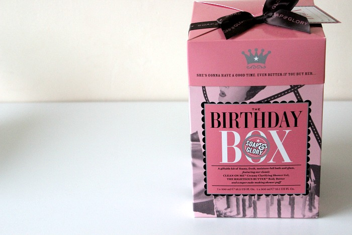 Soap & Glory The Birthday Box Review
