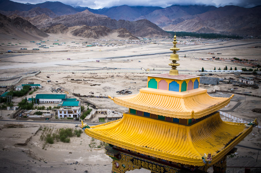 Спитук Гомпа (Монастырь Спитук), Ладакх, Индия. Монастыри Ладакха (Монастыри малого Тибета) © Kartzon Dream - авторские путешествия, авторские туры в Ладакх, тревел фото, тревел видео, фототуры