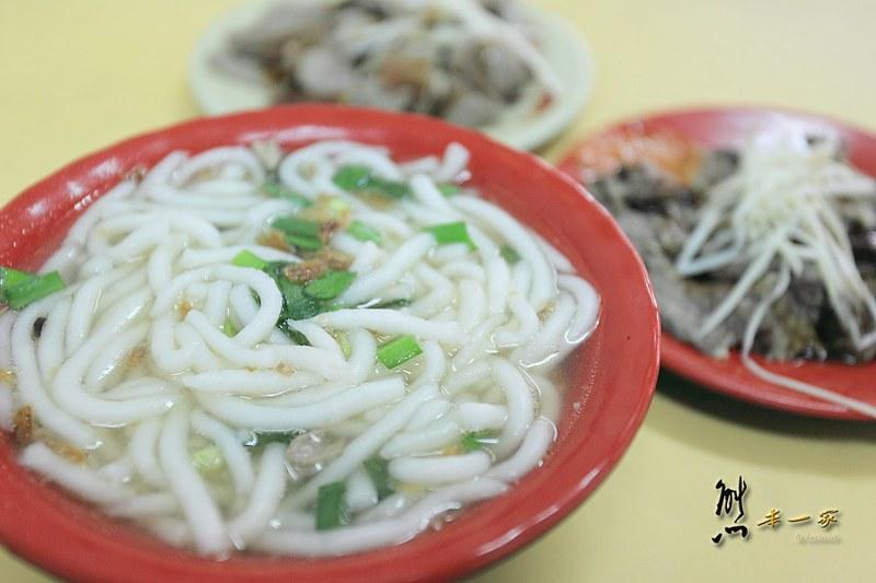 [三峽傳統中式早午餐]陳記米苔目