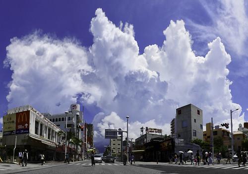 Cloud | Naha City, Okinawa