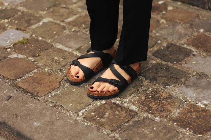 salina birkenstock sandals