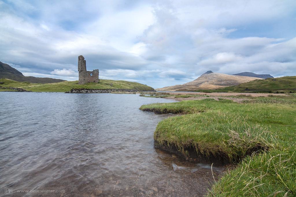 Ardvreck Castle - Loch Assynt - Scotland