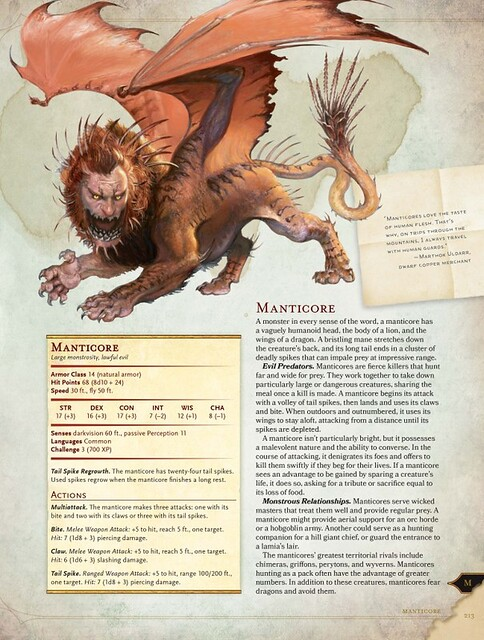 Manticore Preview