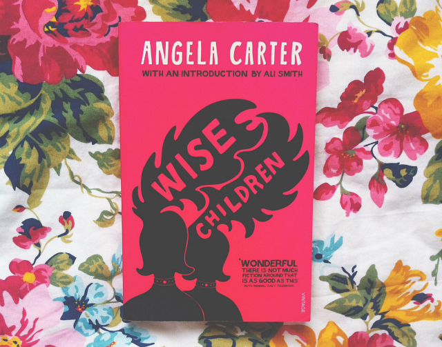 wise children angela carter vivatramp lifestyle book blog uk
