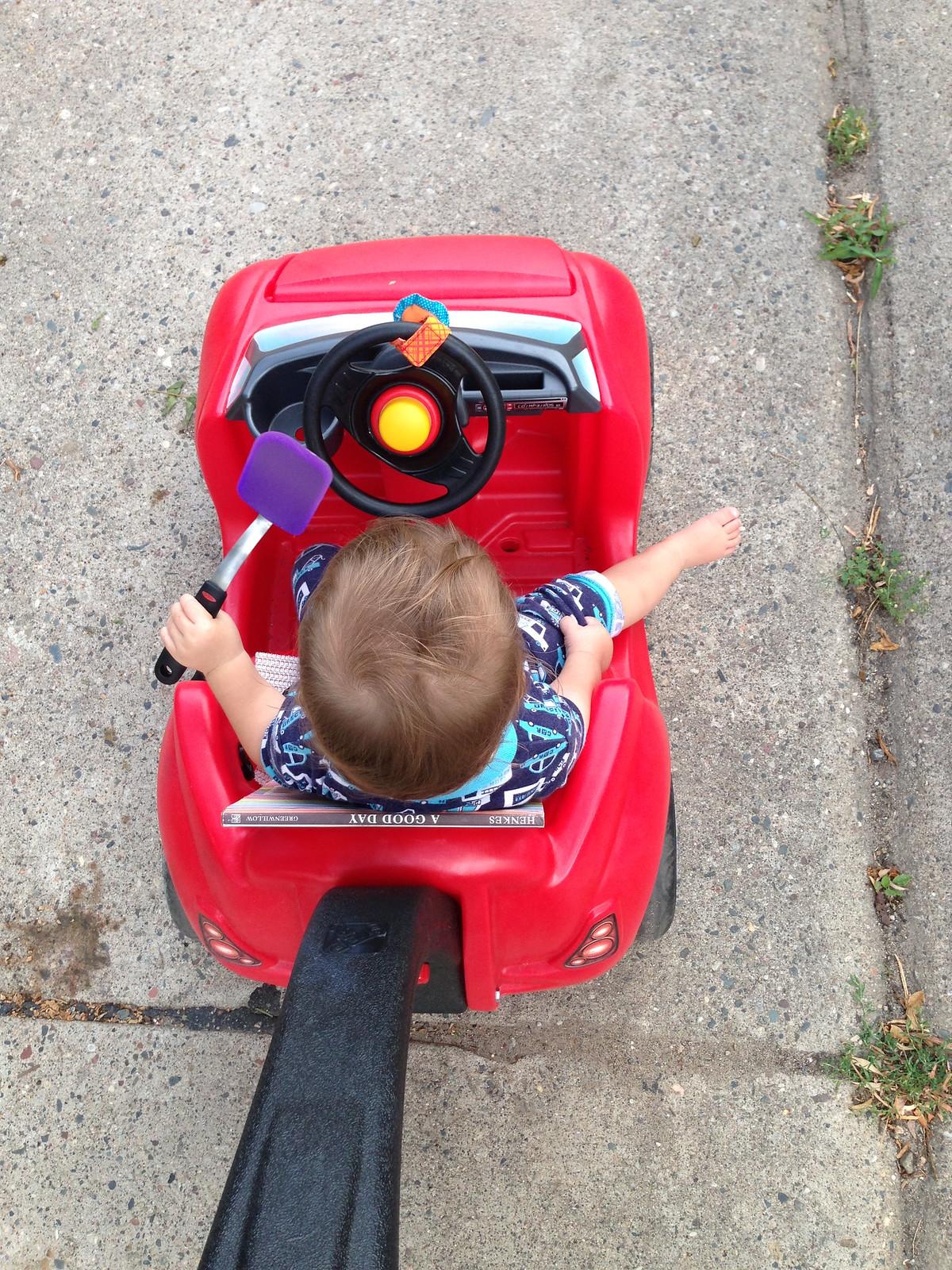 Will's Car