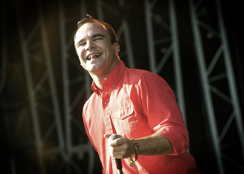 Future Islands @ LouFest 2014