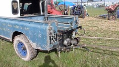 Land Rover PTO working