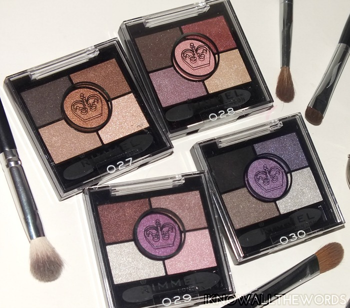 Rimmel Glam'Eyes HD 5 Colour Eye shadow (3)