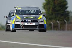 Milltek sport Volkswagen Racing Cup-Donington Park 2014.
