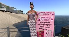 Making Strides Against Breast Cancer