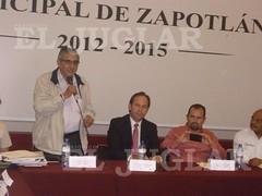 SSJ pretende que cada municipio de la Región 06 forme un comité de la salud