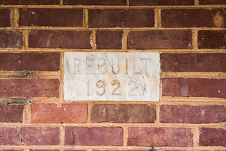 Rebuilt 1922