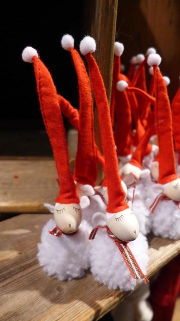 Finnish Christmas decorations