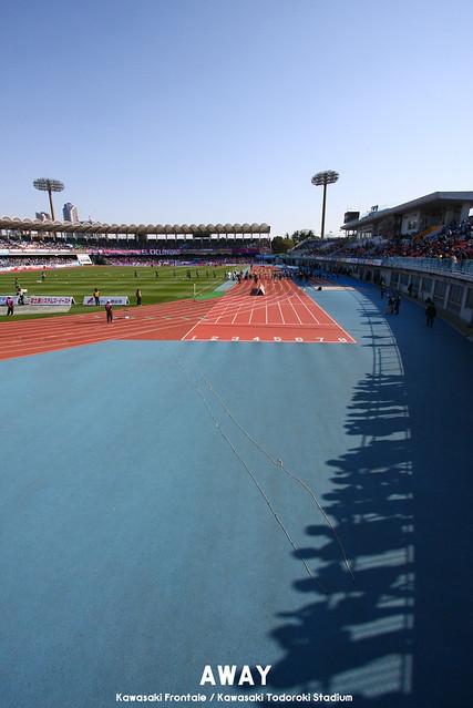 第19回多摩川クラシコ 等々力陸上競技場
