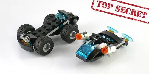 LEGO Ultra Agents 70160 Riverside Raid 04