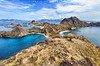 Padar Island,West Flores Indonesia