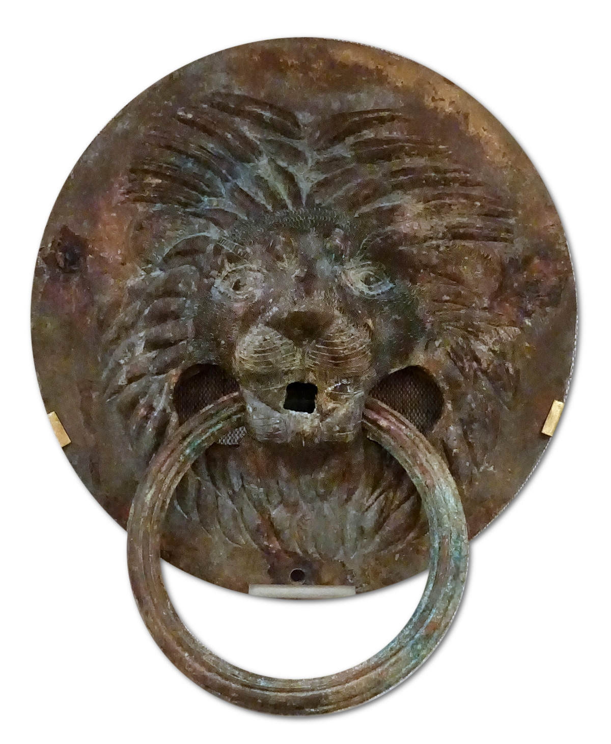 Ancient Roman door knocker