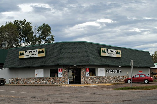 R Place Groceries - Radisson, Wisconsin