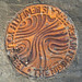 River Effra Plaque by diamond geezer