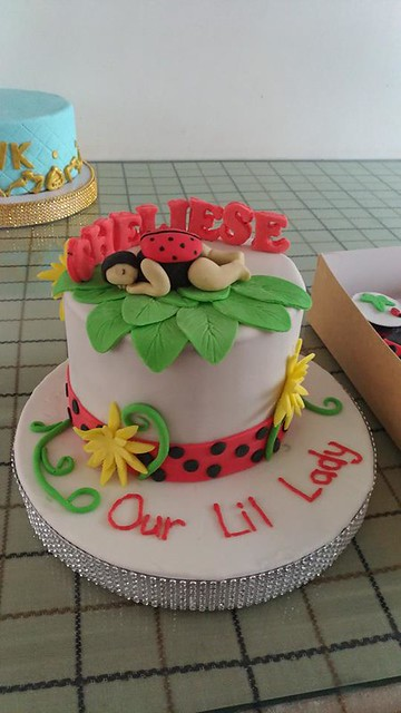 Baby Shower Cake by One Sweet Day Celebrations