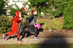 Racing To Get More Candy