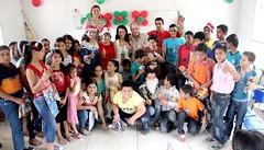 Navidad compartida en Platanales y la Capilla de Coñaque de Santa Rita
