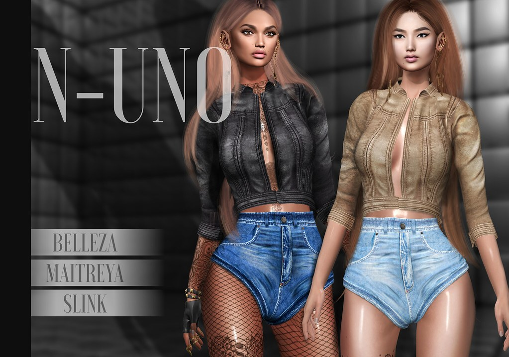 N-Uno @ The Chapter Four / Dec 4 - SecondLifeHub.com