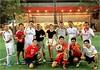 :soccer:️ สนุกสนานเฮฮากันไปปป.. #ฟุตบอลประเพณีชาวHR ปีที่3 กันแล้ว.. #กีฬามักจะสร้างมิตรภาพเสมอ