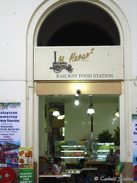 Tanjong Pagar Railway Station 10