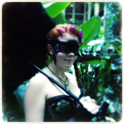 Fairy @ Steampunk World's Fair