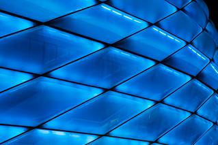 blaue Knubbel