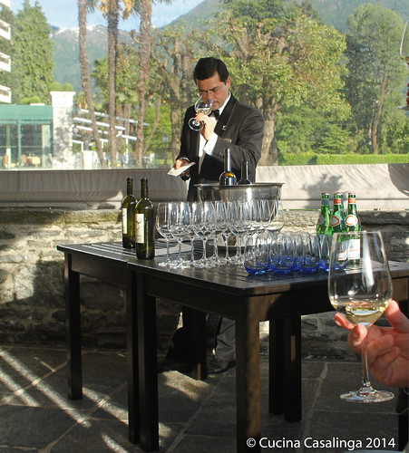 Lago Maggiore Weinprobe EdenRoc