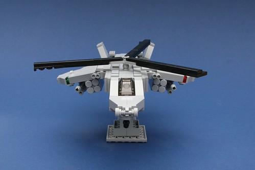 Seminole Class Attack Helicopter