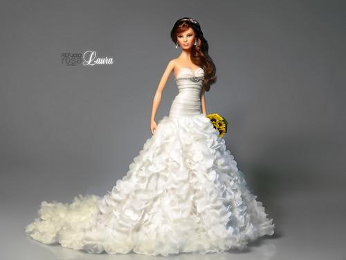 Laura, Novia de Verdad (Laura, Real Bride)