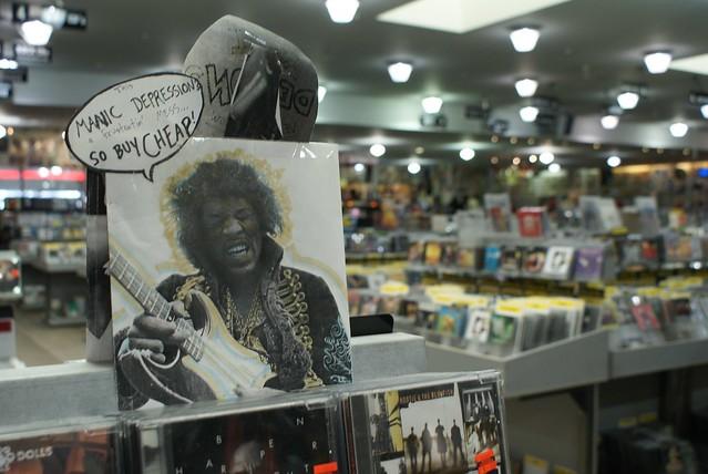 > Amoeba Records : Plus grand magasin de disque de San Francisco