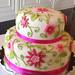 Flower bridal shower - <span>©CupCakeBite www.cupcakebite.com</span>