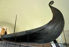 The Oseberg Viking finds