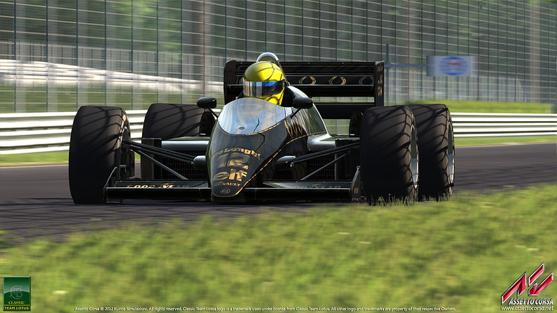 Assetto Corsa Lotus 98T