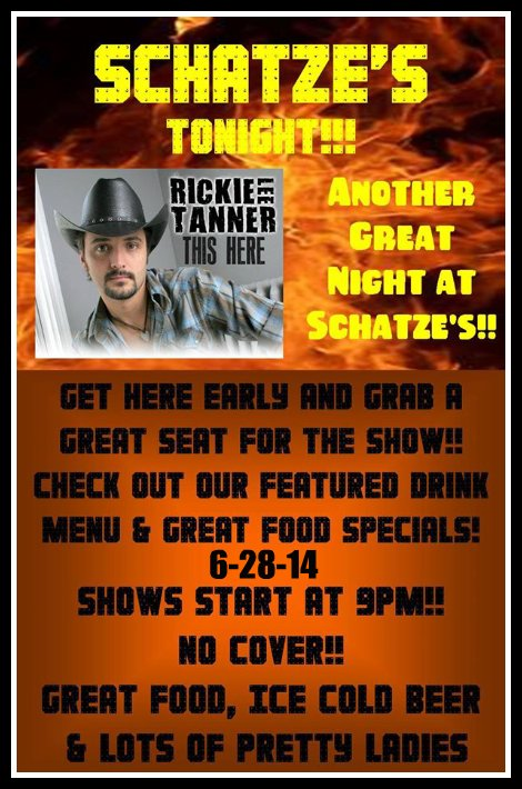 Rickie Lee Tanner 6-28-14