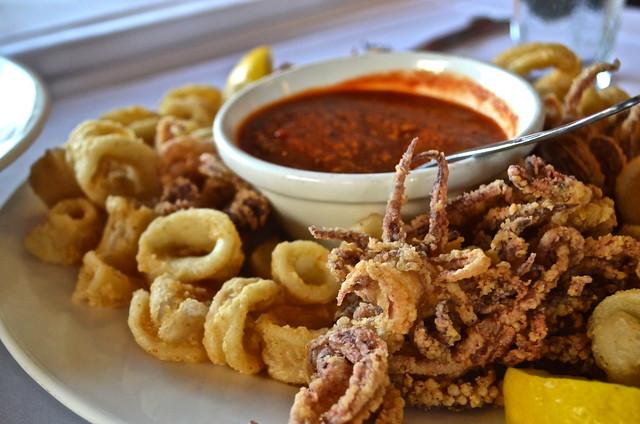 Calamari - Fenicci's Restaurant Hershey PA