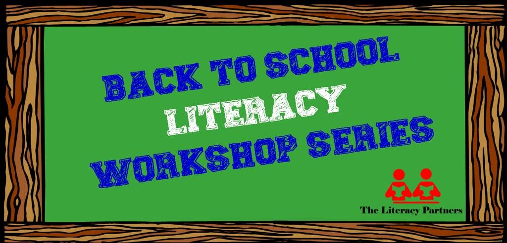 Back to School Series Logo