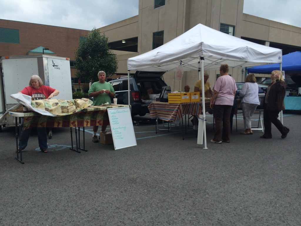 HSC Farmers Market HSC Farmers Market & Candace Lately: WVU Healthcare Farmers Market