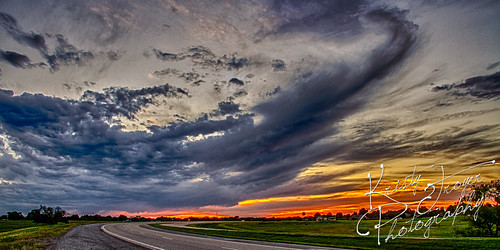 sunset oklahoma pryorok kristytroyerphotography
