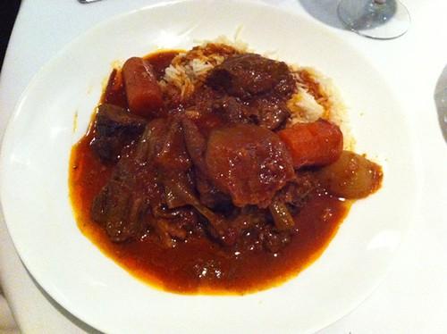 Athenian: Beef stifado