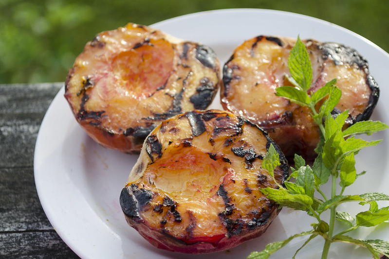 grilled fruit 12