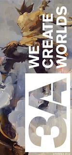2014第11屆台北國際玩具創作大展 票券設計 – threeA & RODY 跳跳馬